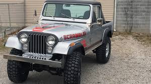 jeep scrambler custom 1984 jeep scrambler w237 kissimmee 2017