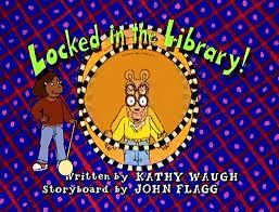 Seeking Episode Titles Locked In The Library Episode Arthur Wiki Fandom Powered By