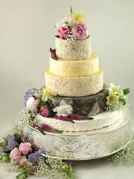 wedding cake made of cheese a thing of beauty wedding cakes made of cheese boredbug