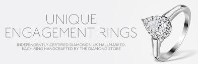 unique engagement rings uk unique engagement rings thediamondstore co uk