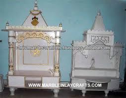 Marble Temple Home Decoration List Manufacturers Of Home Pooja Mandir Buy Home Pooja Mandir