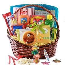 summer gift basket summer gift ideas bum gift basket diygb