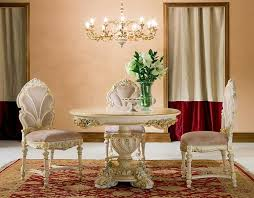 Victorian Dining Room Furniture Victorian Round Dining Table Fidia Victorian Furniture