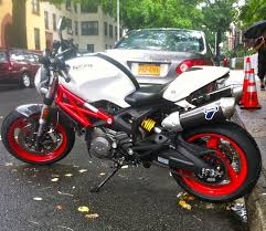 fs 2009 ducati monster 696 with termis nyc ducati ms the