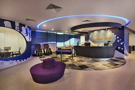 Singapore Interior Design by Orchid Bowl Bowling Centre By Kyoob Id Singapore Retail Design Blog