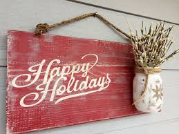 Outdoor Decorative Signs Christmas Signs Outdoor Decor Signs Home Decor By Redroansigns