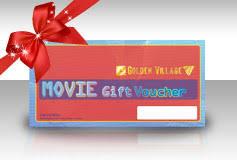 golden village movie tickets voucher gift cards