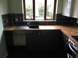 white and grey kitchen kitchens matt james home improvements