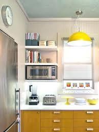 kitchen wall shelf ideas best 25 microwave shelf ideas on pinterest kitchen wall mounted
