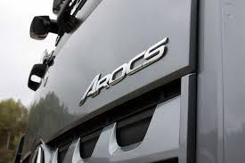 Ergonomische B Om El Mercedes Benz Zeigte Uns Was Richtig Rockt Mit 510 Ps Per Arocs