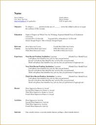 microsoft word resume template 2007 5 cv format in ms word 2007 mail clerked resume templates free