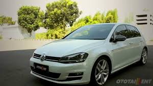 volkswagen indonesia vw golf mk7 indonesia extended video review youtube