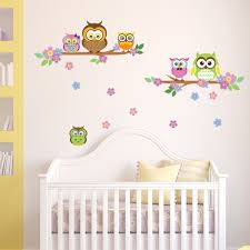 Owl Wall Sticker Wall Stickers Uk Wall Art Stickers Kitchen Wall Stickers