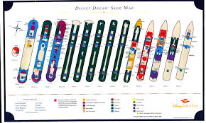 Dream Decks by Deck Plans Disney Dream U0026 Disney Fantasy U2022 The Disney Cruise