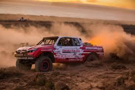 subaru baja off road honda ridgeline baja race truck conquers baja 1000 with class victory