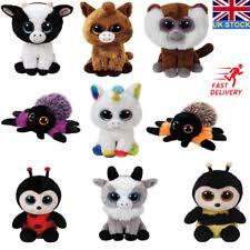 ty beanie boos gabby the 6 ty toys ebay