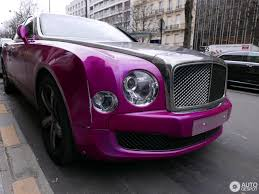 purple bentley mulsanne bentley mulsanne speed 2015 10 february 2017 autogespot