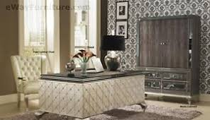 Executive Office Desks For Home New Silver Executive Desk Home Office Furniture Accents