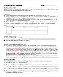 printable worksheet sample 8 examples in pdf word