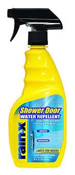 Best Glass Shower Door Cleaner X 630023 Shower Door Water Repellent 16 Fl Oz