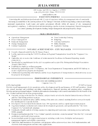 resume templates for project managers professional city manager templates to showcase your talent resume templates city manager