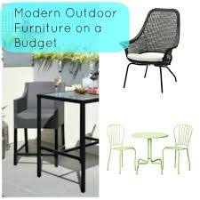 Patio Furniture On A Budget 20 Finds For Affordable And Modern Outdoor Furniture