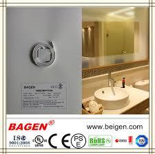 Bathroom Demister Mirror Bagen Bath Mirror Defogger Mirror Demister Bagen Bath Mirror