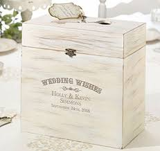 wish box wedding wedding card box with lock