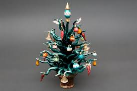 porcelain christmas tree with lights capodimonte porcelain christmas tree vanguards