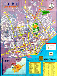 Map Directions Driving Cebu Map