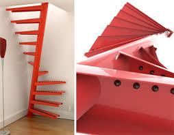 tread on me 15 crafty metal wood u0026 spiral staircases urbanist