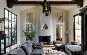 Spanish Style Sconces Living Original Catherine Smith Spanish Colonial Living Room