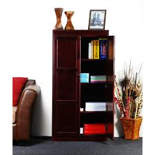 Bookcase Pantry Concepts In Wood Cherry Multi Use Storage Pantry Kt613a 3060 C