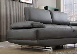 Modern Gray Leather Sofa Cheap Modern Leather Sofas Uk Thecreativescientist