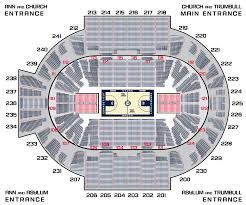 Frontier Seat Map Uconnhuskies Com University Of Connecticut Official Athletic Site