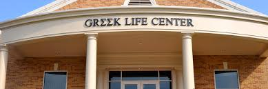 Unt Parking Map Greek Life Center Division Of Student Affairs