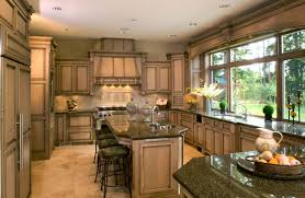 Kitchen Design Traditional Kitchen Design Ideas White And Warm Classic Traditional