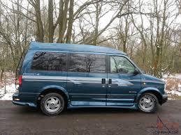 chevrolet astro gmc safari dayvan auto camper american chevy