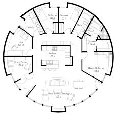 cool round house floor plans crtable