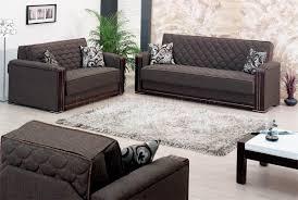 Nebraska Furniture Mart Living Room Sets Oregon Sofa Bed In Dark Brown Fabric W Optional Chair U0026 Loveseat