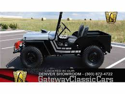 willys jeep lifted classic willys for sale on classiccars com pg 4