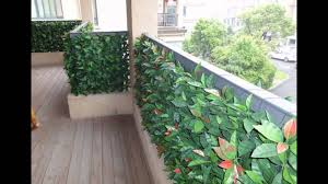 Fake Plants For Home Decor How To Creat Instant Cute Balcony Garden With Artificial Plants
