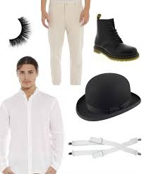 Clockwork Orange Halloween Costume Minute Halloween Costume Ideas Glue Store