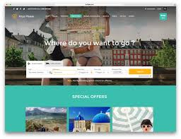 download kallyas wordpress theme 50 best wordpress travel themes for blogs hotels and agencies