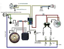 yamaha xs650 bobber wiring diagram wiring diagram and schematic
