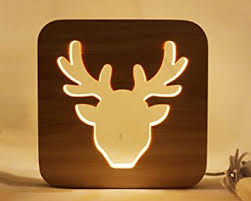 decorative night lights for adults amazon com led baby child nursery night light bedside mood l
