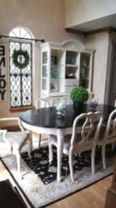 Painted Dining Room Furniture Ideas Painted Dining Room Furniture Dining Room Table Makeover Chalk