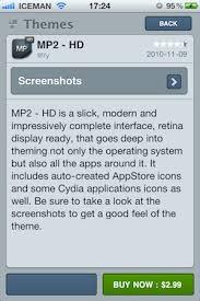 facebook themes cydia download themeit app retina themes iphone ipod cydia repo