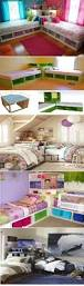 Cool Bedroom Designs For Girls 1034 Best Kid Bedrooms Images On Pinterest Room Home And