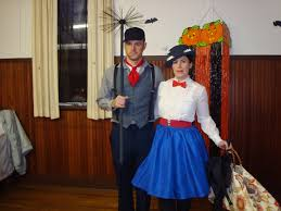 Halloween Costumes Mary Poppins Show Costume 143